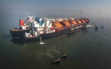 \Transportasi Laut BUMN Manfaatkan Gas Bumi\