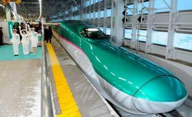 \Proyek Kereta Cepat Diyakini Tak Rugikan Negara\