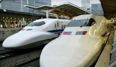 \Jokowi Isyaratkan China Menang Tender Kereta Cepat \