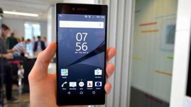 Sony Kenalkan Xperia Z5 Premium, Ponsel 4K Pertama di Dunia
