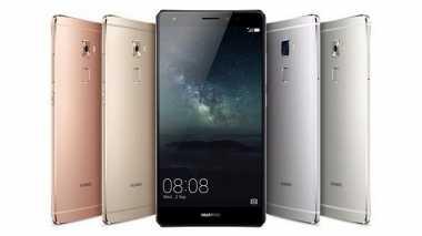 Smartphone Huawei Terbaru Bisa Timbang Berat