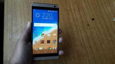 Dijual di Indonesia, HTC One M9+ Harganya Selangit