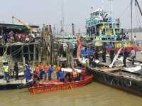 Korban Tewas TKI yang Tenggelam Jadi 24 Orang