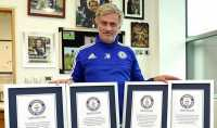 Mourinho Meraih Lima Rekor Dunia