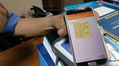 Dua Langkah Jitu Kominfo Berangus Layanan SMS Seks