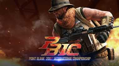 Kompetisi Game 'Point Blank' Berhadiah Rp1,4 Miliar