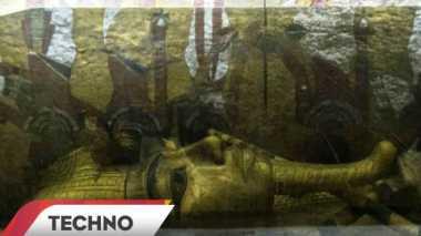 Misteri Ruangan Rahasia di Makam Kuno Firaun Terungkap