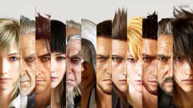 Game Terbaru Final Fantasy XV Dipastikan Rilis 2016
