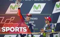 Lorenzo dan Rossi dalam Bahaya