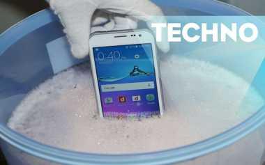 Inilah Smartphone Tahan Air Samsung Seharga Rp2 Jutaan
