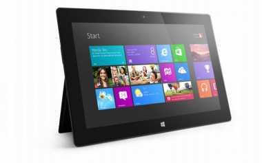 Microsoft Akan Buat Tablet Surface Berbezel Tipis