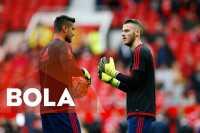 Perbandingan Kehebatan De Gea vs Romero