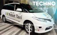 Tahun Depan Taksi Robot Mulai Beredar di Jalan
