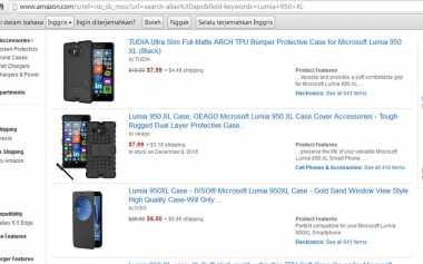 Amazon Siapkan Aksesoris Khusus Lumia 950 & 950 XL