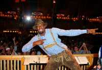 Sprinter Tercepat Dunia Kembali Hadiri Oktoberfest