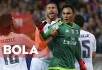 Madrid Bayar Kesalahan Sendiri
