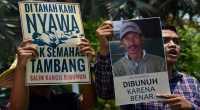 Kasus Salim Kancil, Pakde Karwo Didesak Stop Izin Tambang