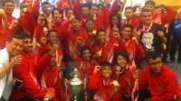 Status Juara Umum Mengangkat Martabat Bangsa Indonesia