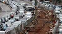 Begini Efek Pembangunan MRT dan LRT di Jakarta