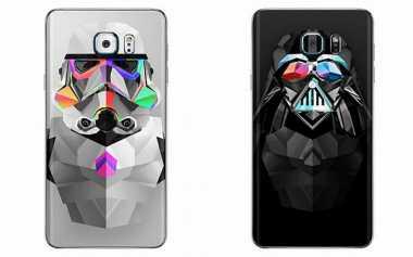 Lindungi Ponsel Anda dengan Cover Tentara 'Star Wars'