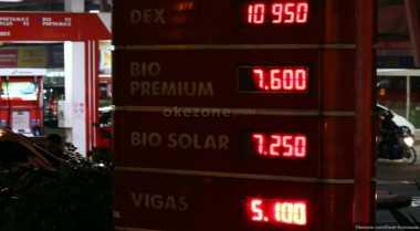 \Harga BBM Masuk Paket Kebijakan Ekonomi III\