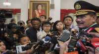 Kapolri Ngotot Dorong Kasus BW hingga ke Pengadilan