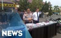 Bakar Kabel di Rumah Istri Muda, Bidin Ditangkap Polisi