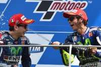 Kecelakaan Tak Hentikan Semangat Rossi