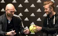Beckham Satu Tim Lagi dengan Zidane