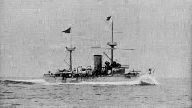 Tujuh Jasad Ditemukan dalam Kapal Perang Berusia 100 Tahun