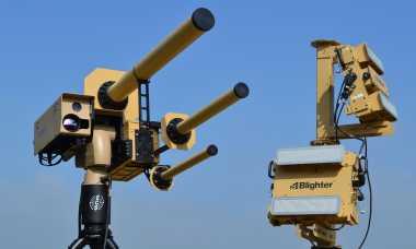 Senjata Death Ray Disiapkan untuk Menangkal Serangan Drone