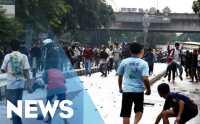 Pasca-Tawuran di Area Stadion Merpati, Polisi Amankan Belasan Pelajar