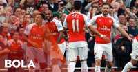 Laga Terbaik Arsenal dalam 10 tahun Terakhir