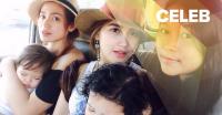 Liburan Bareng Jessica, Ayu Ting Ting Temukan Momen Berharga