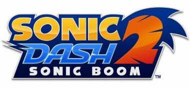 Setelah Android,  iOS Cicipi Game Sonic Dash 2: Sonic Boom