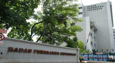 \Satu Tahun Jokowi, BPK Nilai Laporan Keuangan Pemerintah Lebih Positif\