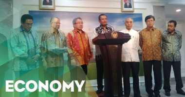 \Bertemu Jokowi, Pengusaha Makanan Keluhkan Ketergantungan Impor Bahan Baku\