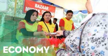 \Pengusaha Minyak Goreng Keluhkan Soal Kemasan SNI ke Jokowi\