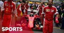 Ferrari Tim Impian Semua Pembalap