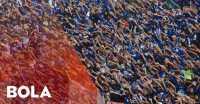 Puluhan Ribu Bobotoh Siap Birukan Jakarta