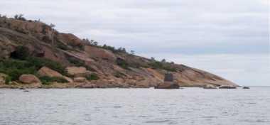 Bla Jungfrun, Pulau Sihir Berusia 9.000 Tahun