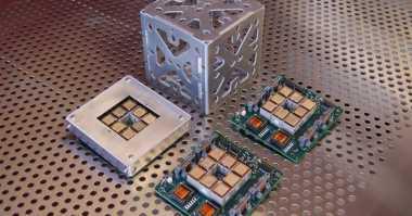 Satelit Mungil 'CubeSats' Bakal Meluncur ke Luar Angkasa