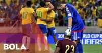 Brasil Raih Kemenangan Pertama