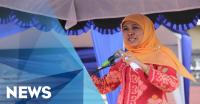 Mensos Ikuti Prosesi Kirab 1 Suro Pura Mangkunegaran