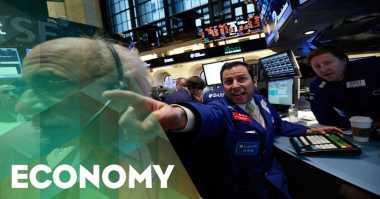 \Wall Street Tertekan Saham Energi\