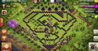 Teaser Update Clash of Clans Dimulai 23 November