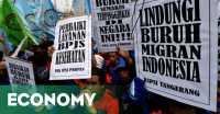 Ketua Apindo Anggap Demo Buruh Sudah Lewati Batas Wajar