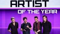 One Direction Menang Besar di American Music Awards