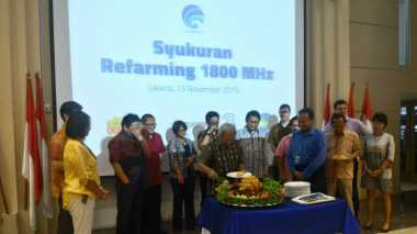 Menkominfo Pastikan Refarming 1.800 Mhz Selesai