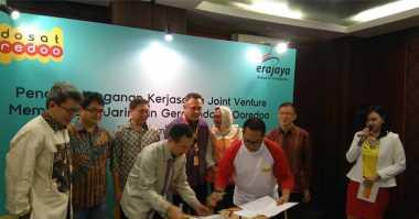 Perluas Jaringan Gerai, Indosat Ooredoo Gandeng Erajaya